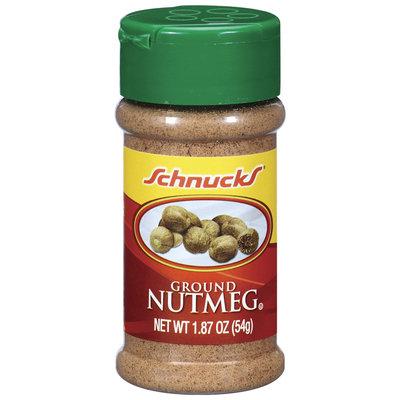 Schnucks Ground Nutmeg 1.87 Oz Shaker