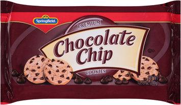 Springfield® Premium Chocolate Chip Cookies 13.75 oz. Tray