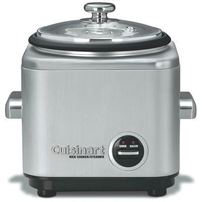 Cuisinart CRC-400C Stainless Steel 7-Cup Rice Cooker