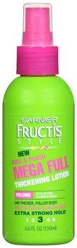 Garnier® Fructis® Style Full & Plush Mega Full Thickening Lotion 5 fl. oz. Bottle