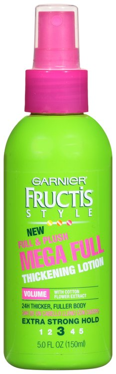 Garnier® Fructis® Style Full & Plush Mega Full Thickening Lotion 5 fl. oz. Bottle
