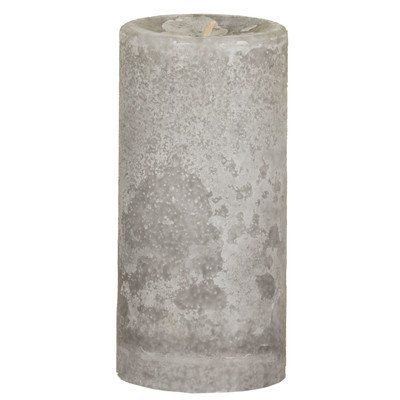 Oddity, Inc. Weathered Serenity Pillar Candle Size: 6