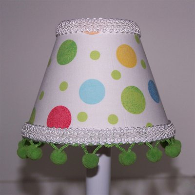 Silly Bear Lime Juice Table Lamp Shade