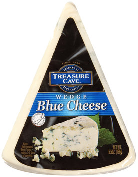 Treasure Cave® Blue Cheese 5.5 oz. Wedge