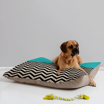 Deny Designs Bianca Green Follow The Sky Pet Bed