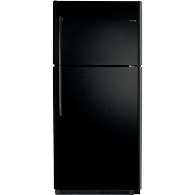 Frigidaire FFHT2021QB 20.0 Cu. Ft. Black Top Freezer Refrigerator - Energy Star