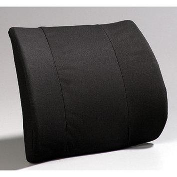 Jobri Deluxe Lumbar for Bucket Seat with Molded Memory Foam, Navy