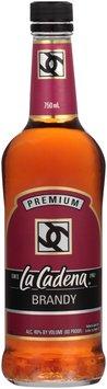 La Cadena® Brandy 750mL Bottle