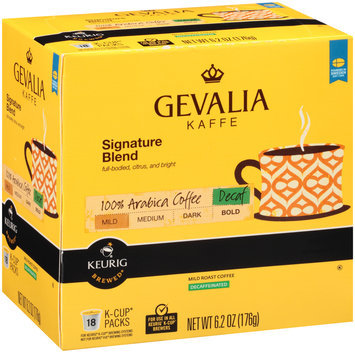 Gevalia Decaf Signature Blend Coffee K-Cup®