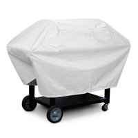 KoverRoos 13063 Weathermax Large Barbecue Cover No. 2 White - 29 D x 59 W x 40 H in.