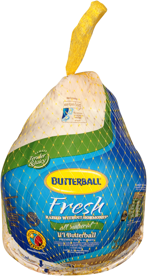 Butterball® Fresh Premium Young Li'l Butterball Turkey