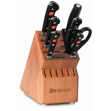 Wusthof Classic 8-piece Block Knife Set