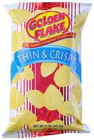 Golden Flake® Thin & Crispy Potato Chips 5 oz. Bag