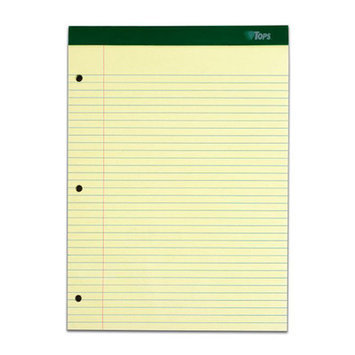Tops Business Forms TOP63383 - TOPS Double Docket Legal Pad
