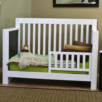 Kidz Decoeur Greenwich Daybed Conversion Kit Finish: Cocoa