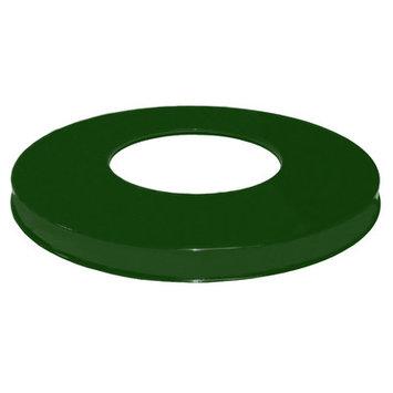 Witt Stadium Series SMB Flat Top Lid for 24 Gallon Unit Finish: Green