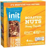 Init™ Roasted Nuts & Honey Chipotle Nut & Fruit Bar 4-1.41 oz. Bars