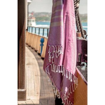 Antiochia Alya Bath Towel Color: Berry