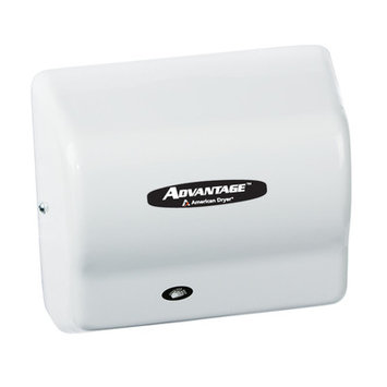 American Dryer Advantage Standard Hair Dryer Finish: White Epoxy
