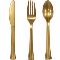 Posh Table Plastic Cutlery Set