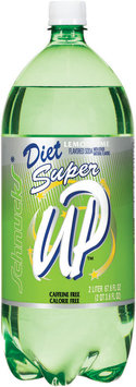 Schnucks Diet Lemon Lime Caffeine Free Calorie Free Soda 2 L Bottle