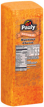 Pauly Muenster Cheese 5.83 Lb Brick