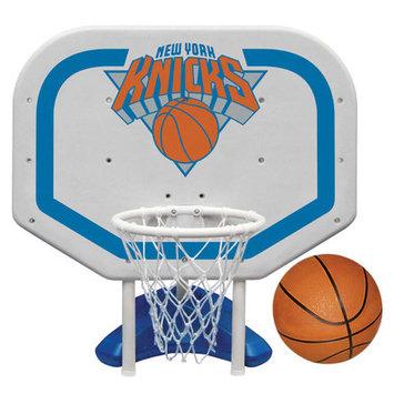 Poolmaster New York Knicks NBA Pro Rebounder Poolside Basketball Game