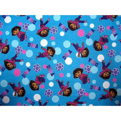 Stwd 3 Piece Dora Sheet Crib Bedding Set
