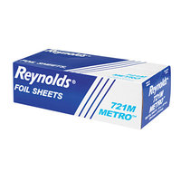 Reynolds® Packaging Metro Light-Duty PVC Film Roll with Cutter Box in Clea