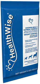 HealthWise Chicken & Oatmeal Weight Control Adult Dry Dog Food