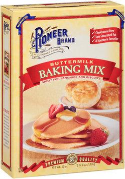 Pioneer® Brand Buttermilk Baking Mix 40 oz. Box