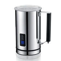 Kuissential Deluxe Automatic Milk Frother/Warmer/Cappuccino Maker