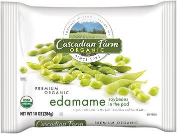 Cascadian Farm® Organic Edamame 10 oz. Bag
