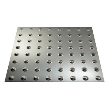 Fasade 23-3/4-in x 23-3/4-in Fasade Industrial Ceiling Tile Panel L63-08