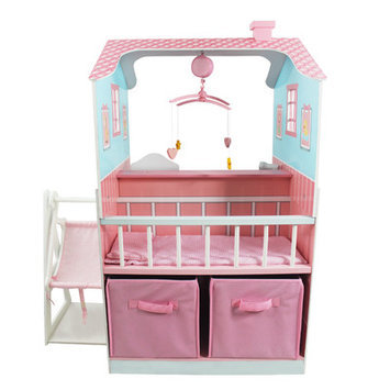 Teamson Kids Baby Nursery Doll House