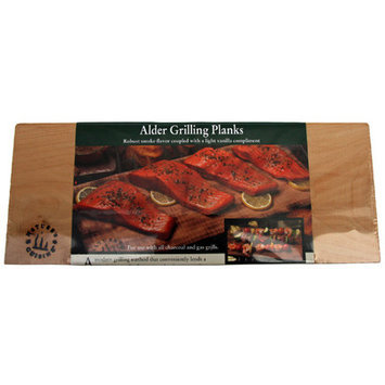 Natures Cuisine 3 Count 14 X 5.5 Alder Grilling Plank
