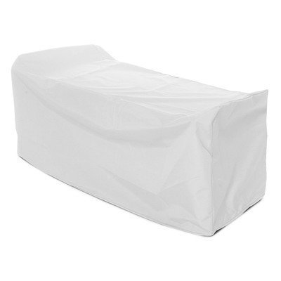 KoverRoos 16555 Weathermax Cart Cover White - 50 L x 30 W x 33 H in.
