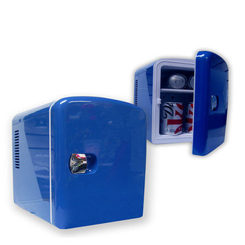 Tectron Freestanding Compact Refrigerator with Adaptor