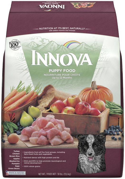 innova puppy food