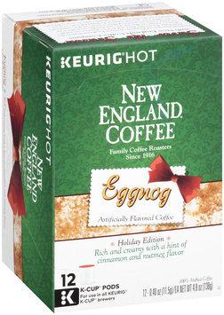 New England Coffee® Keurig® Hot Eggnog 12-0.40 oz. Cups
