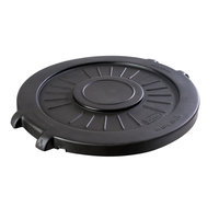 Toter Round Lid for Atlas Heavy Duty Trash Container Size: 32 Gallon