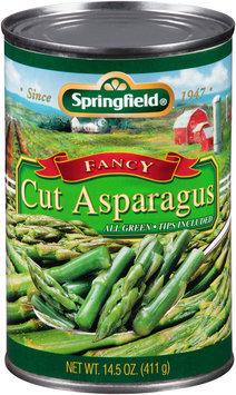 Springfield® Fancy Cut Asparagus 14.5 oz. Can
