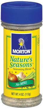 Morton Nature's Seasons 4 Oz. No Msg Seasoning Blend 4 Oz Shaker
