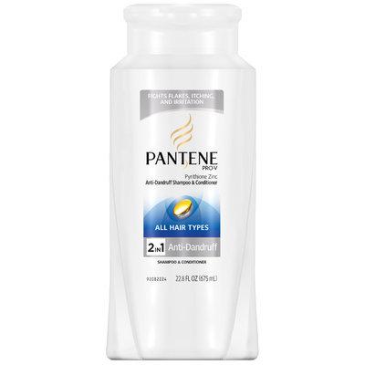 Pantene Pyrithione Zinc Anti-Dandruff Shampoo & Conditioner