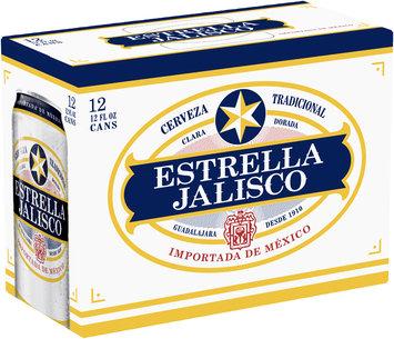 Estrella Jalisco Cerveza 12-12 fl. oz. Cans