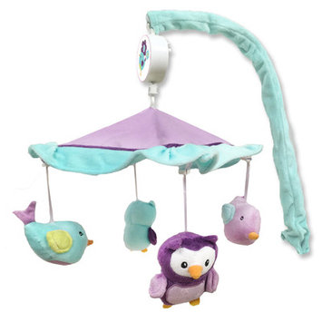 Baby's First Love Birds Musical Mobile