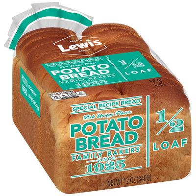 Lewis® Potato Special Recipe Bread 12 oz. Pack