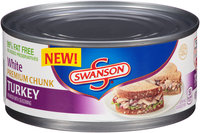 Swanson® White Premium Chunk Turkey 9.7 oz. Can