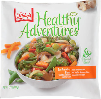 Libby's® Healthy Adventures™ San Francisco Blend Vegetables 12 oz. Bag