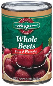 Haggen Whole Beets 15 Oz Can